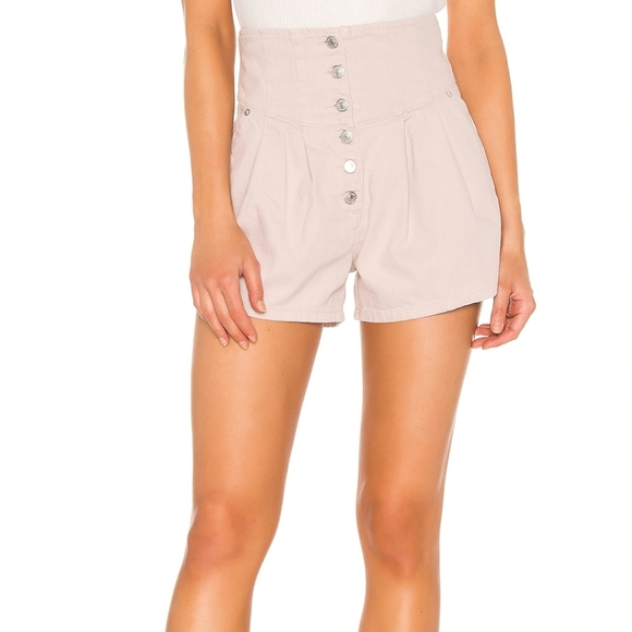NWT Free People High Waisted Shorts